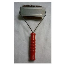 Vintage Patented Hi-Gene Screen Cleaner Brush