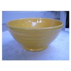 Sunny Yellow 8 inch Ringware Mixing Bowl