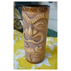 OMC Cross Arm Ku Vintage Tiki Mug