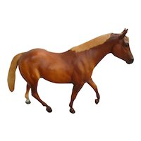 Stock Quarter Horse Mare Model No 227 Breyer Horse