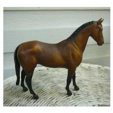 Breyer Classic Jet Run Horse