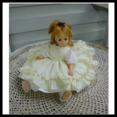 Vintage 1980s Madame Alexander Doll Amy Little Women