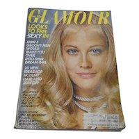 Glamour Magazine Dec 1969