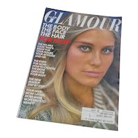 Glamour Magazine Jan 1970