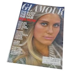 Glamour Magazine Jan 1970