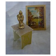 Ideal Petite Princess Accessories with Picture and Buddha