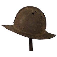 English Pikemans Helmet C. 1600s