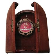 Reliquary box containing First Class Relic of St. Neumann