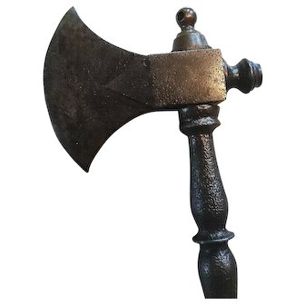 German Sugar Axe c. 1700's