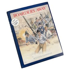 """"""":Boarders Away"""", 1s Ed, Signed"""