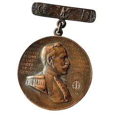 Adm. Dewey Medal, Battle of Manila Bay