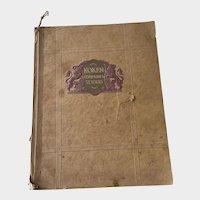 1920's Barber Supply Catalogs: Koken., E.J,Jahn