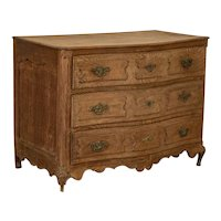 Antique French Chest of 3 Drawers