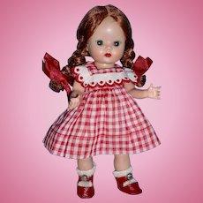 MIB 1953 Strung Muffie Doll - All Original