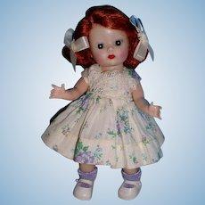 1953 Strung Nancy Ann Muffie Doll