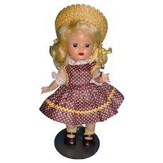 Muffie Walker Doll - All Original by Nancy Ann