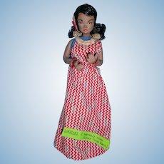 Vintage 1950's Hawaiian Flagg Doll