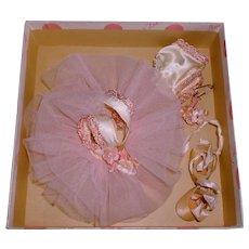 MIB 1953  Strung Muffie Ballet Costume