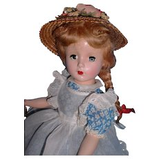 "Stunning 14"" HP Alexander Mc Guffey Ana Doll"