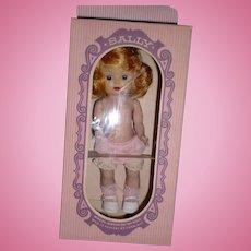 MIB Muffie Walker Doll in Sally Box