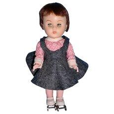 BKW Ginny Pixie Cut Doll Vinyl Head HP Body