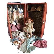 1952 Ginny Rich Aunt Trunk Set