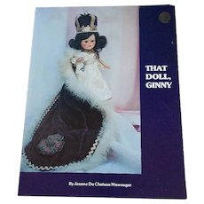 That Doll Ginny - Rare Book
