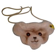 Steiff Teddy Bear Purse - Child Size