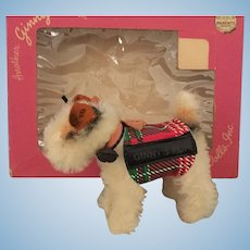Vintage Ginny Pup MIB