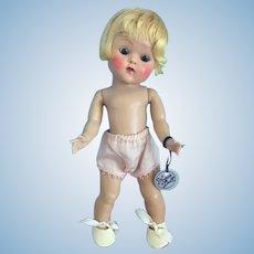 Vintage 1950's MIB Strung Ginny Basic Boy Doll