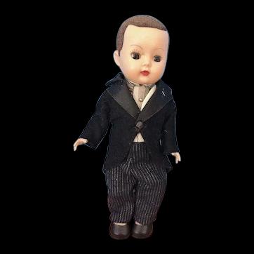 Muffie Groom Boy Doll Rare