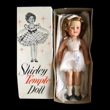 "MIB 12"" Shirley Temple Doll 1950's"