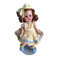 1952 Strung Ginny Doll Connie All Original