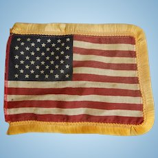 Great old miniature American flag