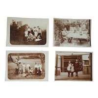 16+ antique photos: German children