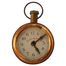 Antique German toy pocket watch