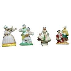 Reutter Germany miniature figurines