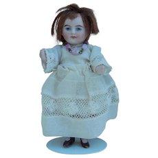 Cute German all bisque doll
