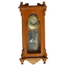 Schneegas wall clock