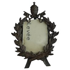 French dollhouse picture frame