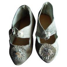 Cute antique doll shoes