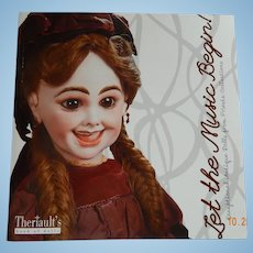 Theriault's doll auction catalog