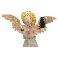 Antique Christmas angel