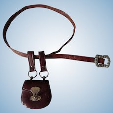 French fashion purse-marked Paris!