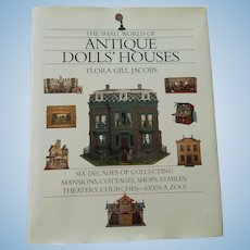 Beautiful Flora Gill Jacobs dollhouse book