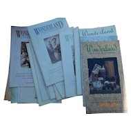 Lot of Dollmasters catalogs 1998-2009