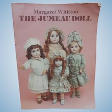 Vintage Jumeau doll book