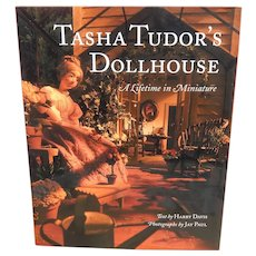 Tasha Tudor's Dollhouse- collectible book