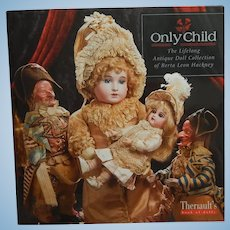Theriault's Only Child doll auction catalog