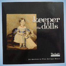 Keeper of the Dolls Theriault's doll auction catalog